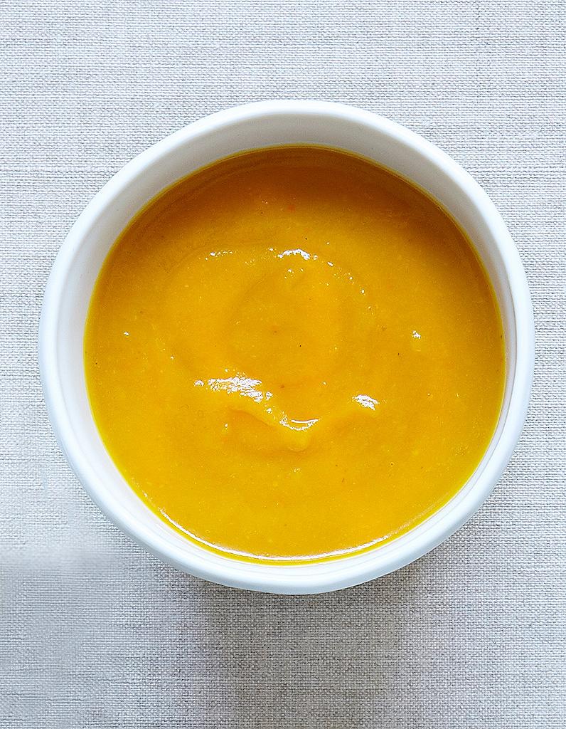 soupe minceur carotte