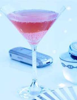 Champagne Ruinart rosé et son caviar à la rose