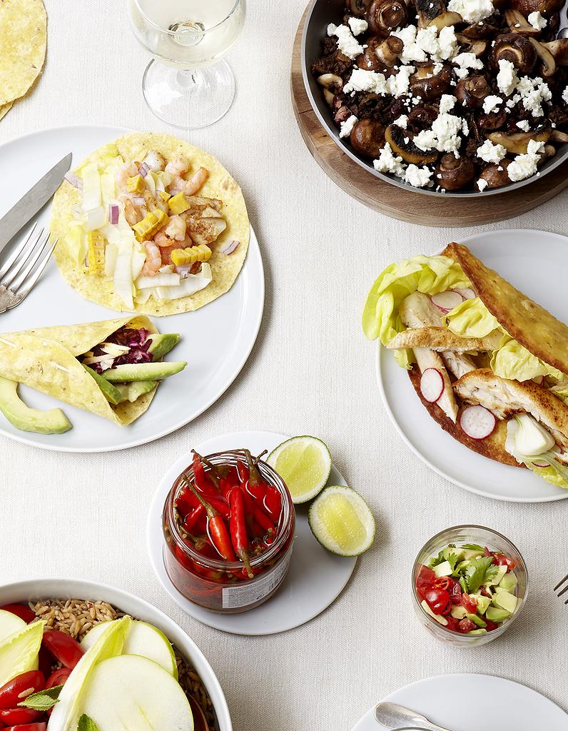 Recettes mexicaines - Cuisine du monde - Elle à Table