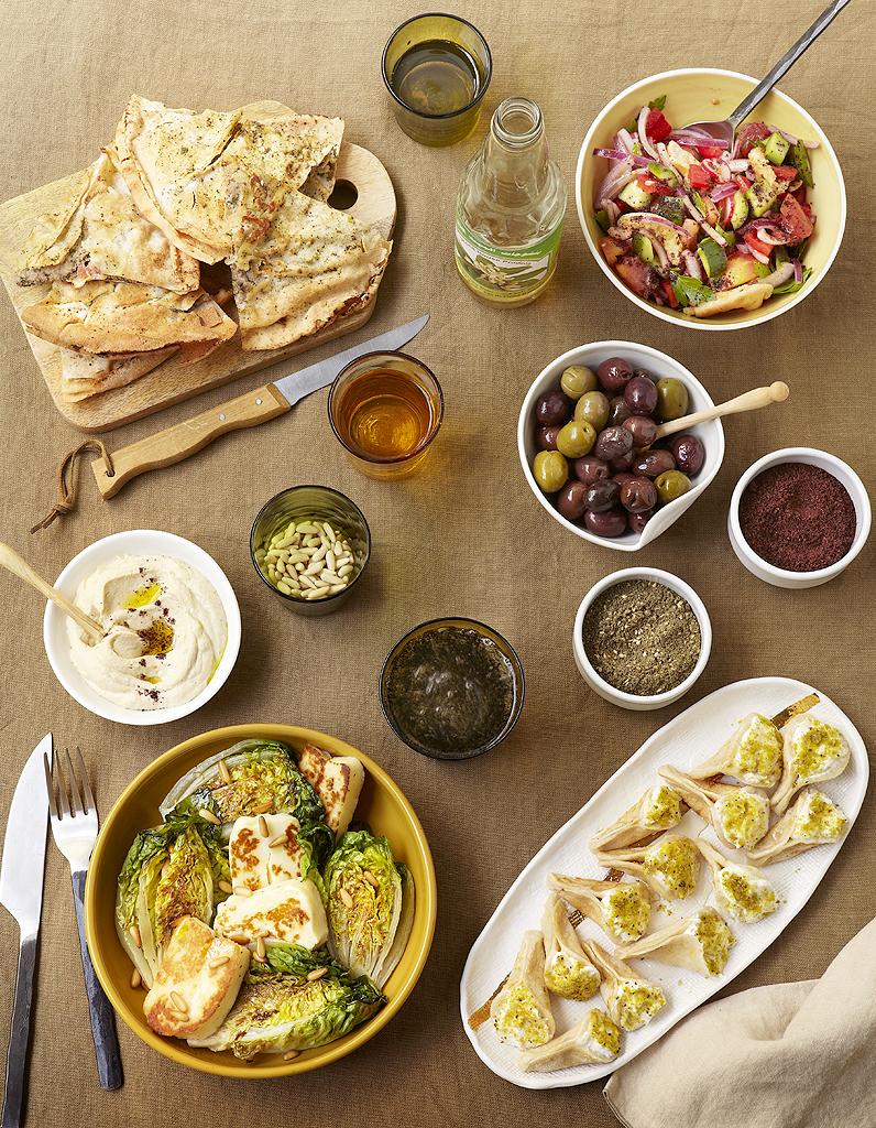 Cuisine Libanaise - Recettes Spécial Liban - Cuisine du monde - Elle on