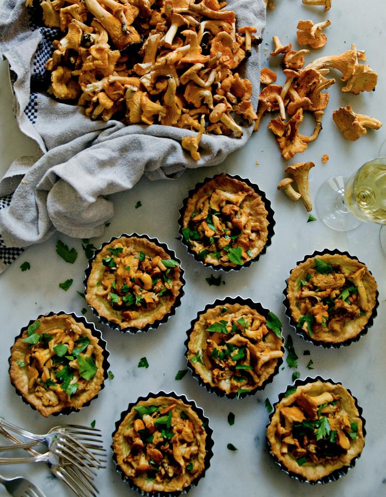 Idées Repas De Fête Entre Amis recettes de champignons pas chères et originales - elle à table