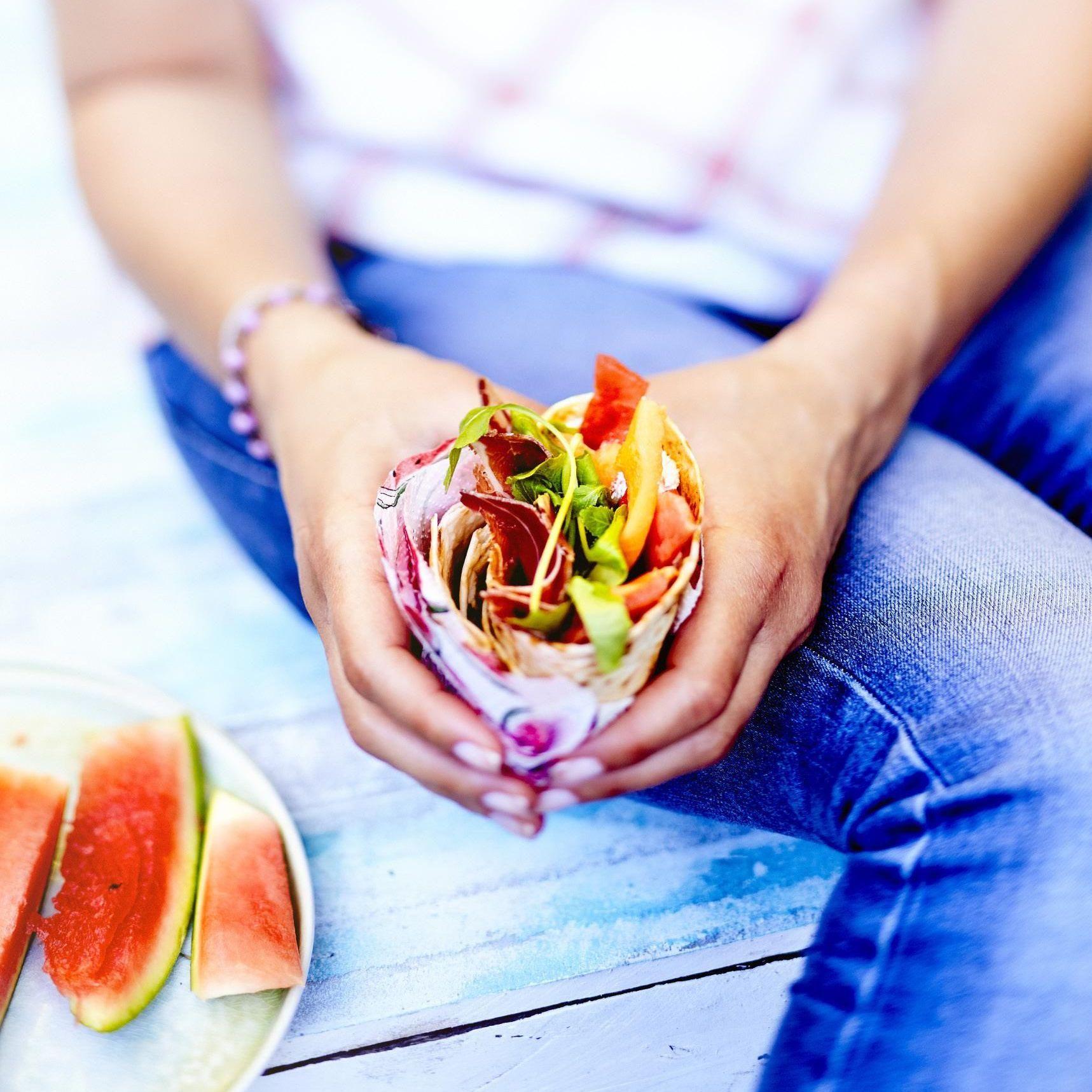 Comment Faire Un Repas Froid Elle A Table