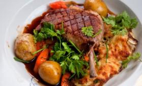 cuisse de canard confite en pot au feu et ses l 233 gumes pour 4 personnes recettes 224 table