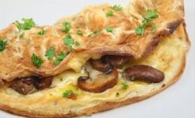 omelette aux champignons et persil pour 5 personnes recettes elle table elle table. Black Bedroom Furniture Sets. Home Design Ideas