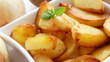 Pommes de terre rissol es au beurre pour 4 personnes recettes elle table elle table - Pomme de terre au beurre ...