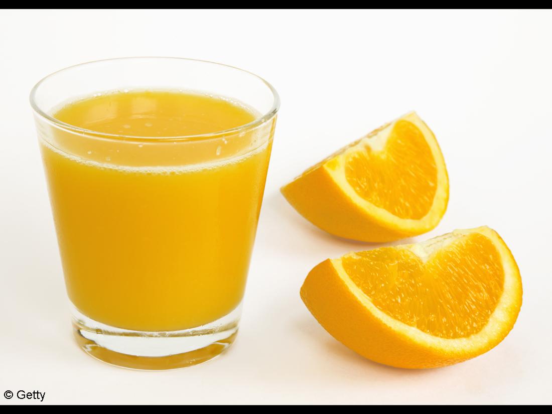 Pancakes au jus d'orange - 25 recettes pour vitaminer l
