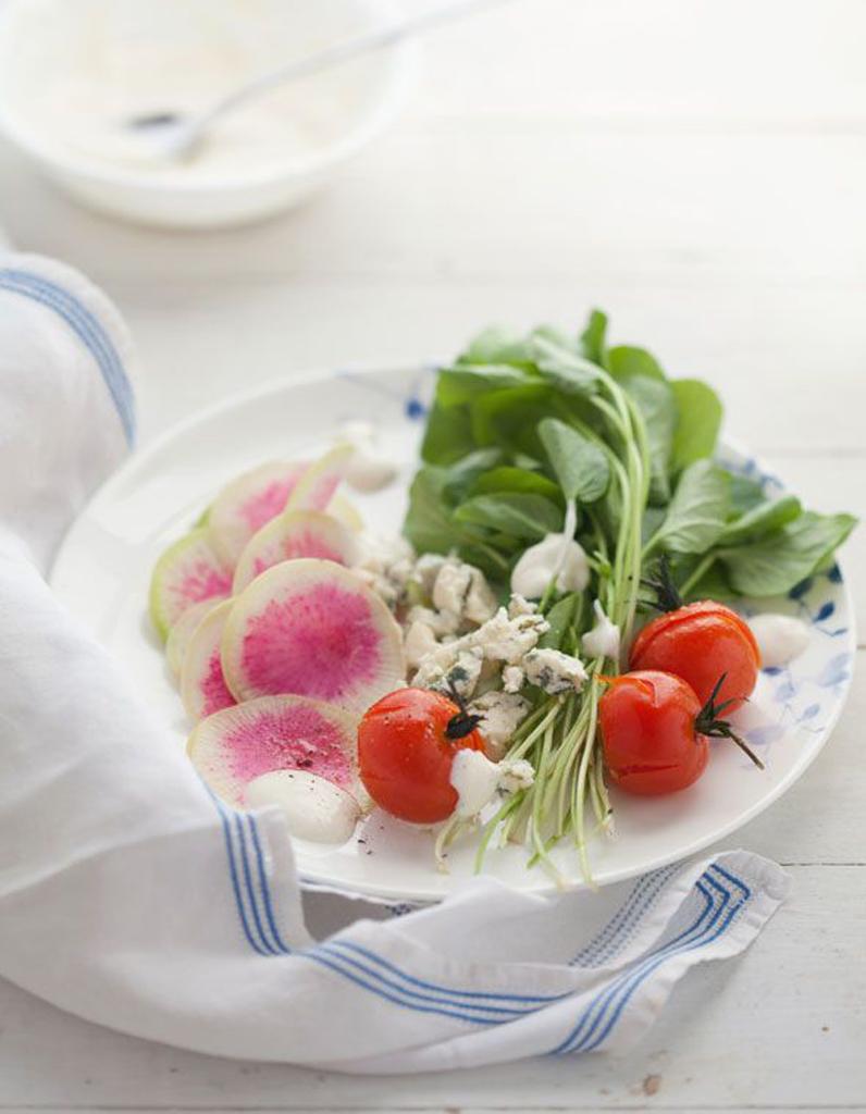 Salade fraicheur - 45 recettes qui font le printemps