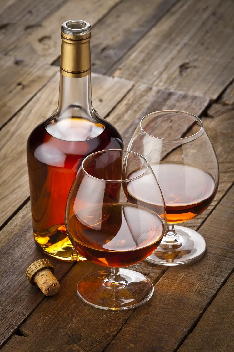 Cognac combien de degrés