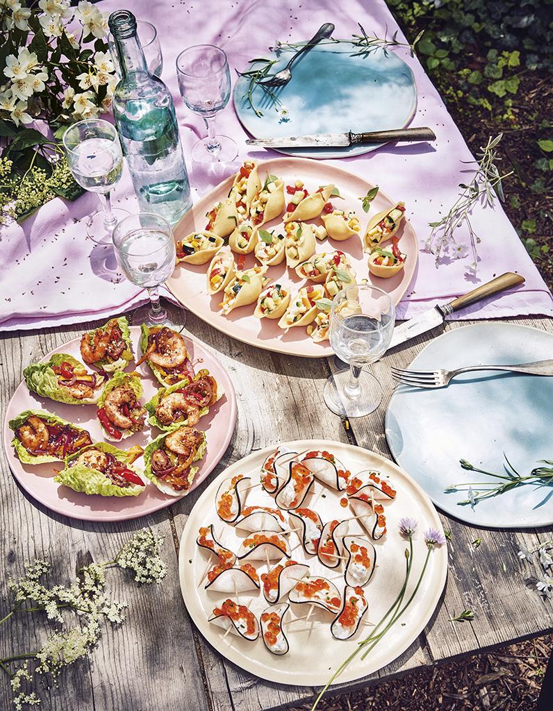 23 recettes pour un buffet d'été renversant - Elle à Table