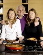 Chez les Rostang petites recettes en famille