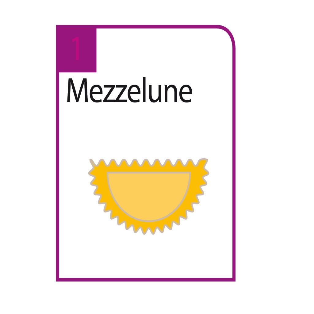 Mezzelune - Quelle sauce pour quelles pâtes ? - Elle à Table