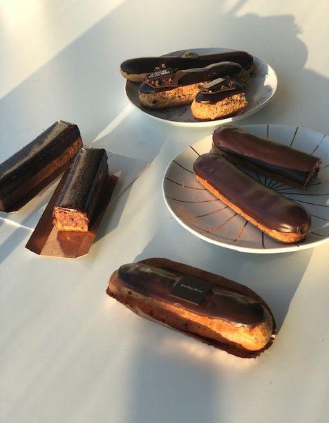 o acheter un clair au chocolat paris voici les cinq. Black Bedroom Furniture Sets. Home Design Ideas