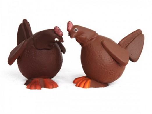 Les poules d Hubert Masse