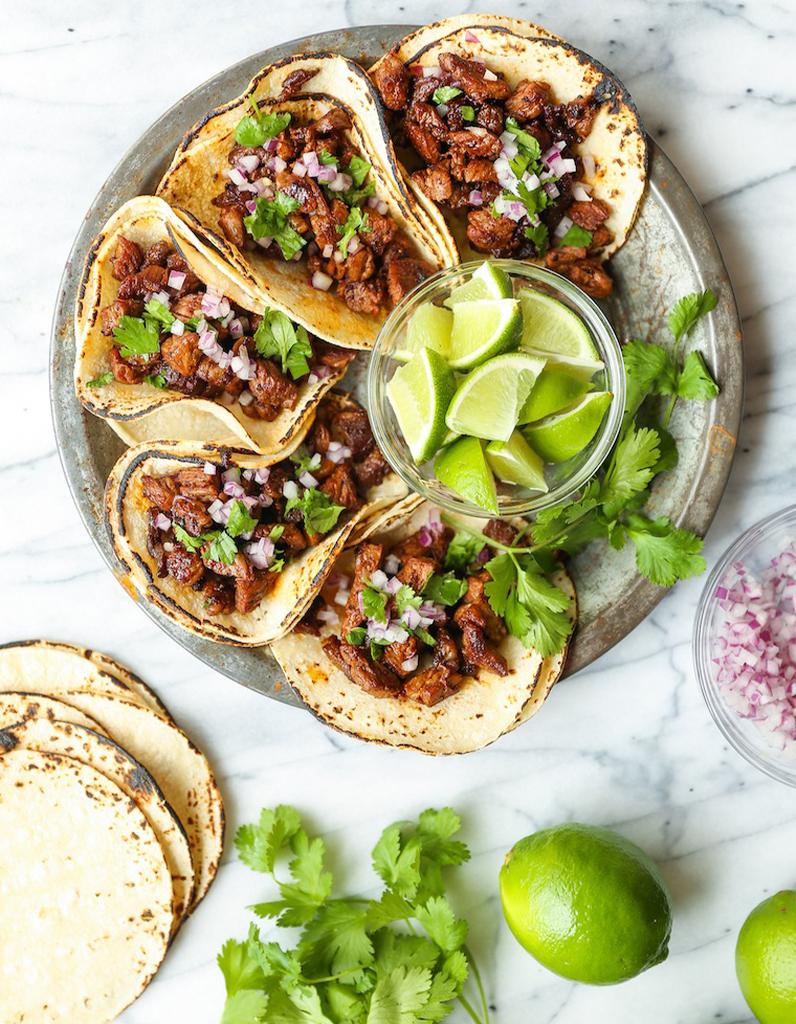 16 recettes de tacos pour s'envoler outre-Atlantique - Elle à Table