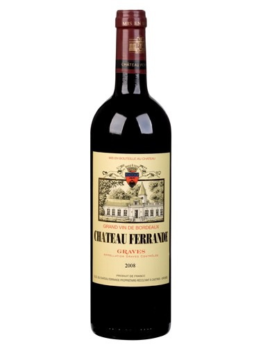 photo vin chateau ferrande