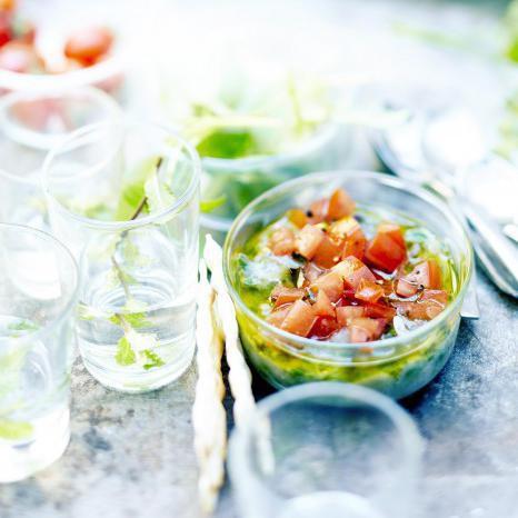 Buffet froid des id es recettes pr parer l avance pour r ussir un buffet froid elle table - Recette a preparer a l avance ...