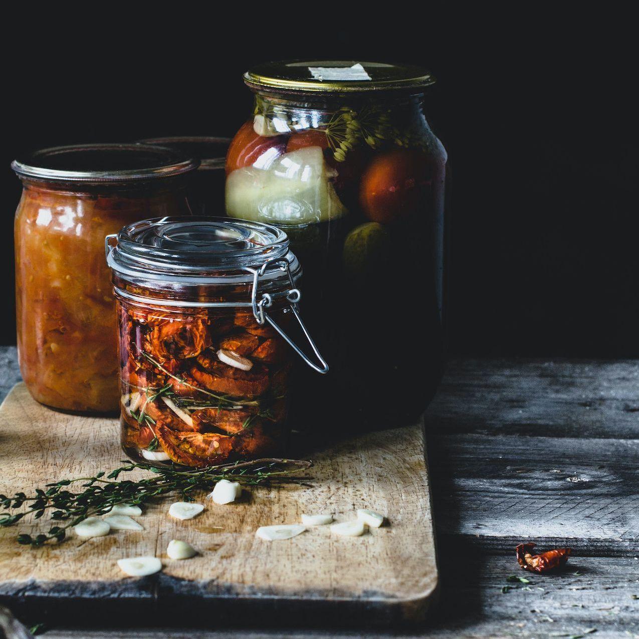 Conservation Des Aliments Elle A Table