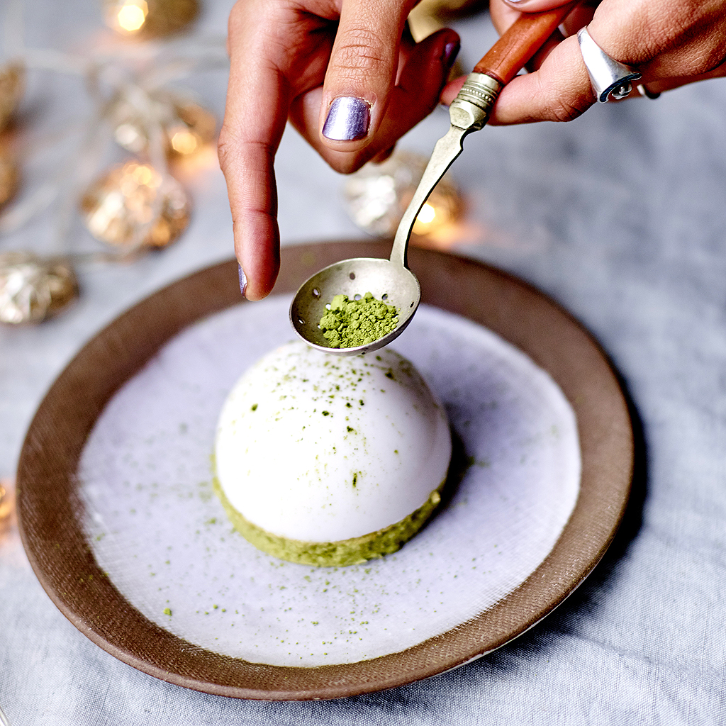 dessert de noel leger Dessert de Noël léger : préparer un dessert de Noël léger   Elle à  dessert de noel leger