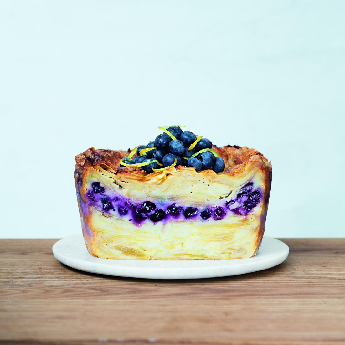 On fond pour le gâteau invisible