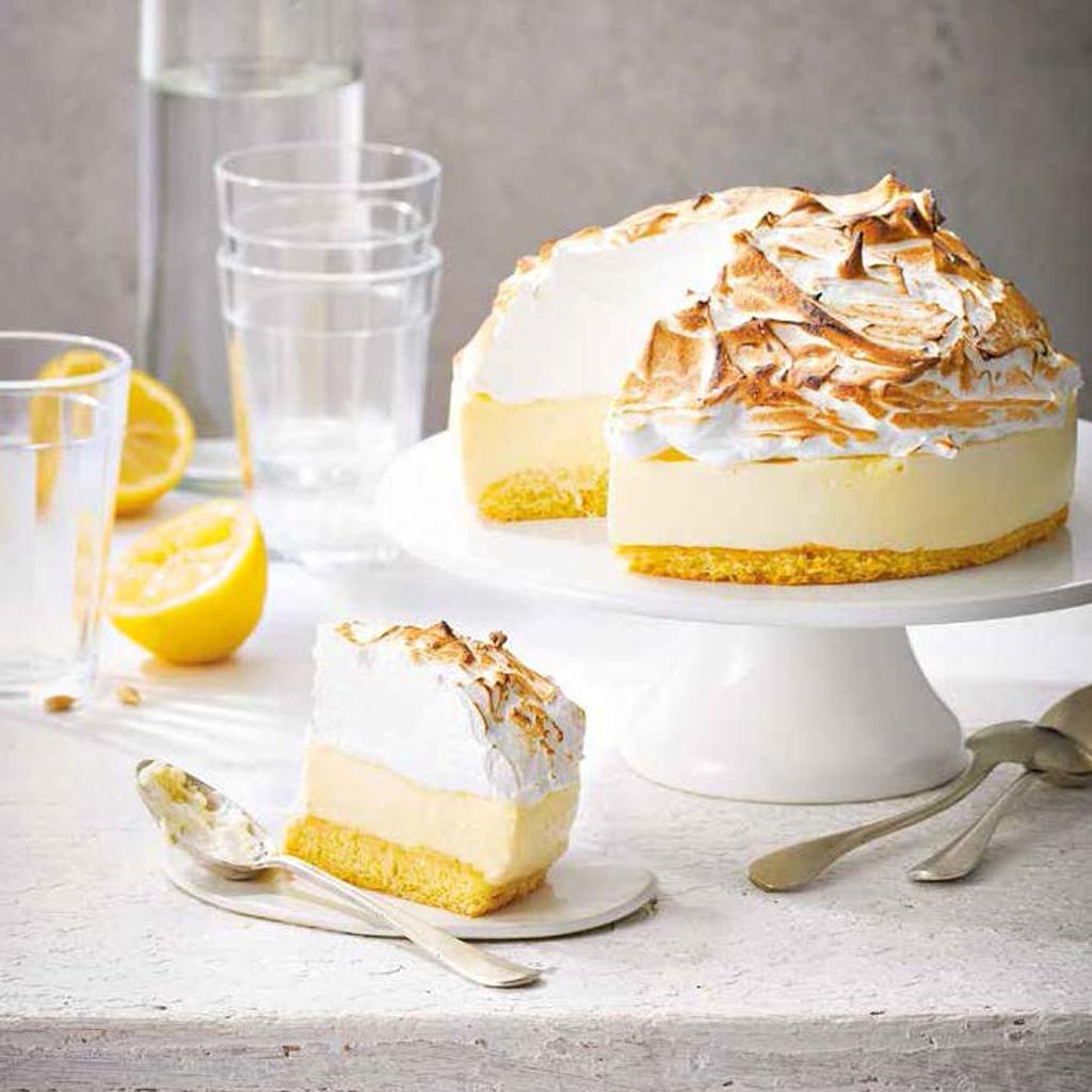 Gâteau nuage : le nouveau dessert dans l'air du temps