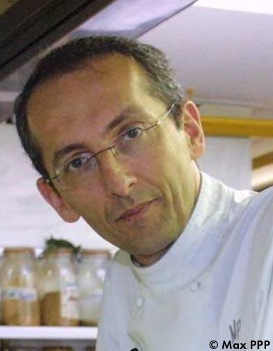 Le chef marseillais Michel Portos élu cuisinier de l'année
