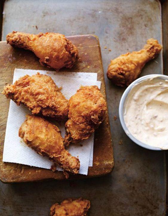 Du poulet comme au KFC à la maison