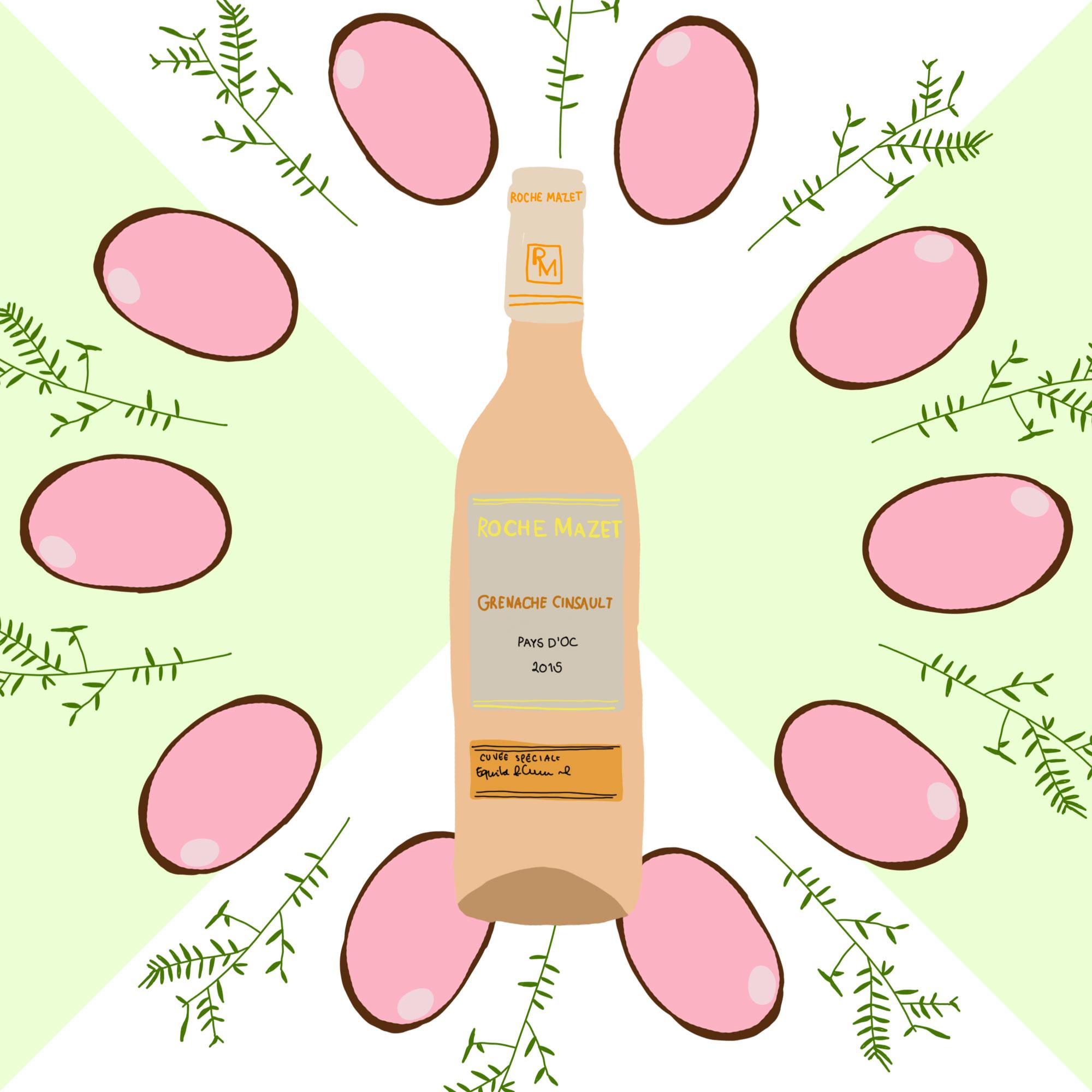 Grenache-cinsault - Quel vin pour quel plat ? - Elle à Table