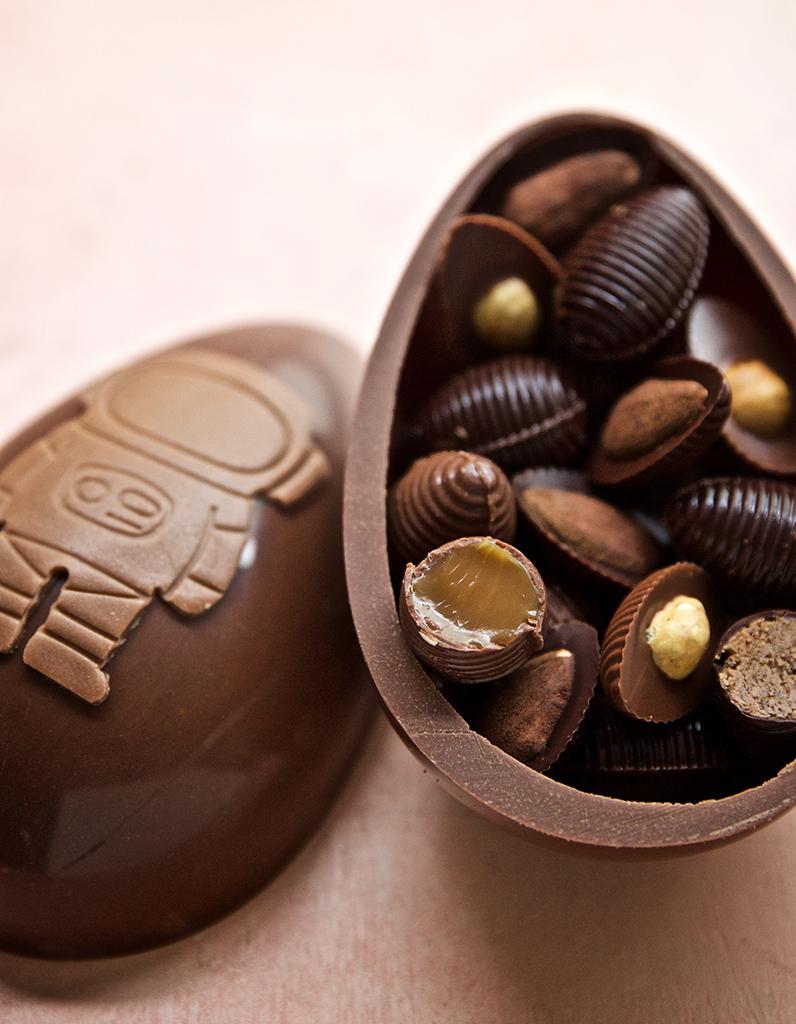 Quels sont les chocolatiers qui livrent pour Pâques pendant le