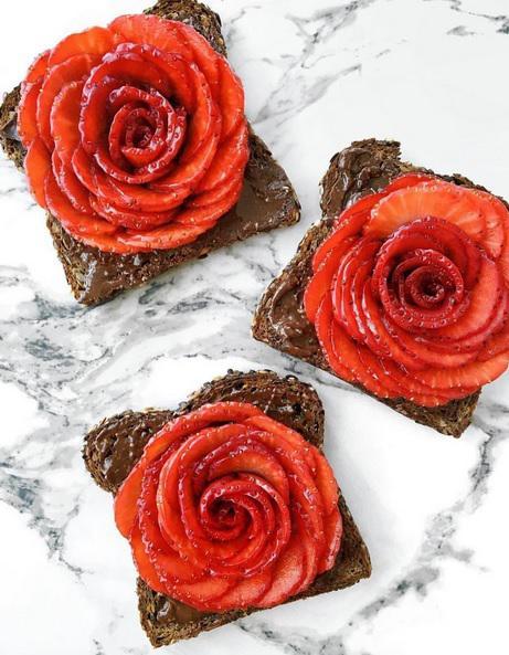 #Strawberryrose, la nouvelle création qui nous bluffe