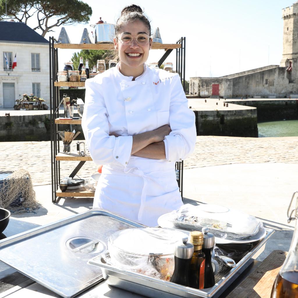 Top Chef 2020 : Justine, la « candidate solitaire », va-t-elle encore faire parler d'elle sur les réseaux ? - Elle à Table