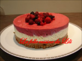 Cheese Cake France Inter