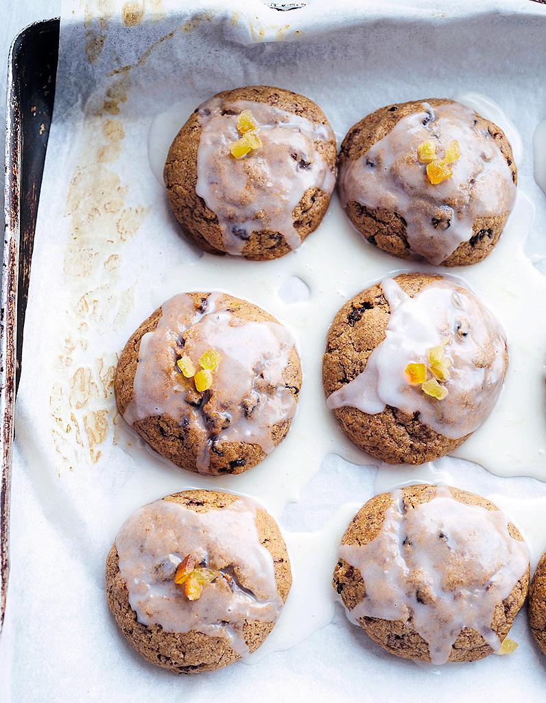 Biscuits de noel elle a table