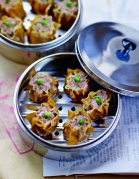Bouch es au porc ou xiu mai pour 6 personnes recettes elle table elle table - A bon verre bonne table recettes ...