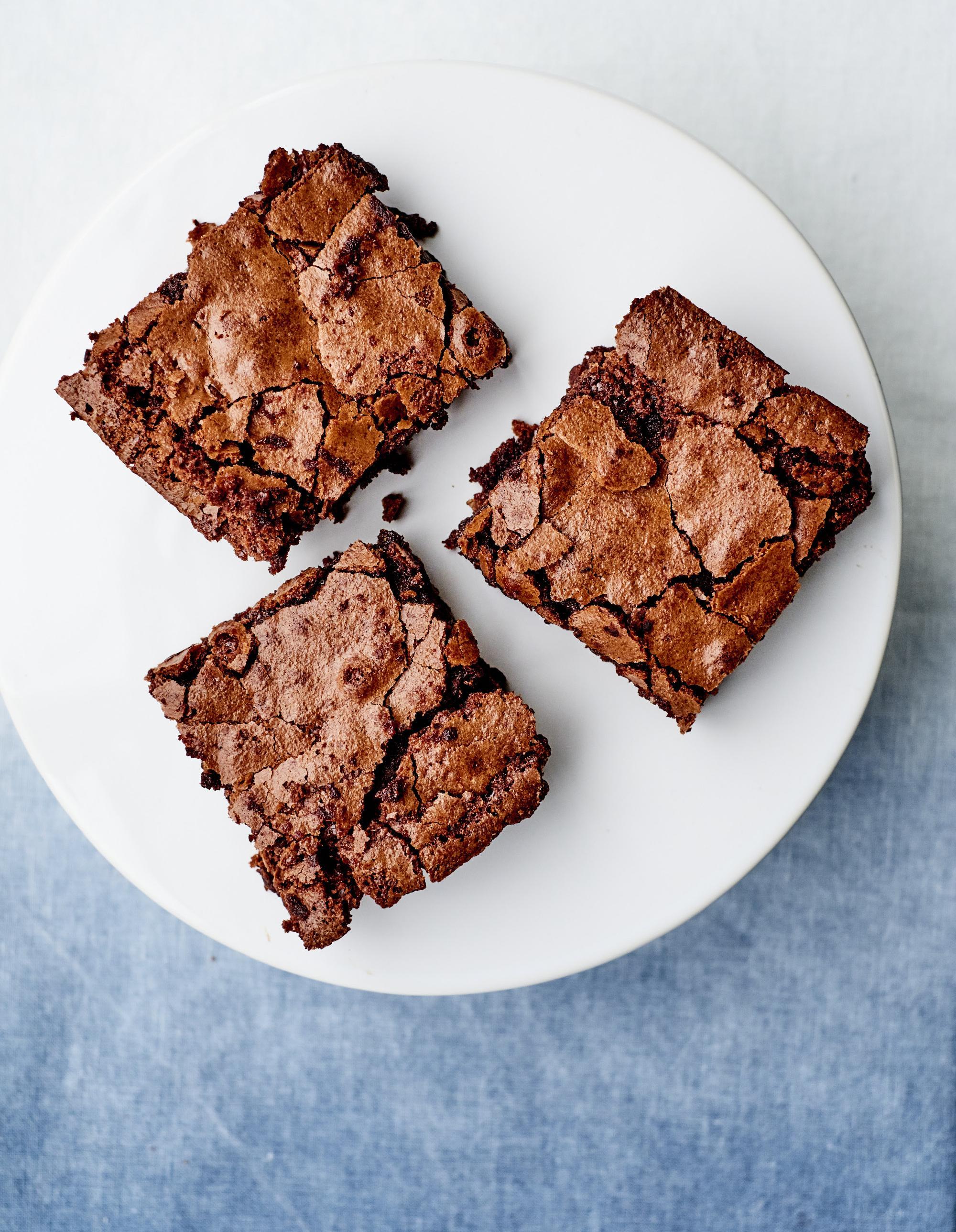Brownie Aux Noix De Pécan De Christophe Felder Pour 10 Personnes