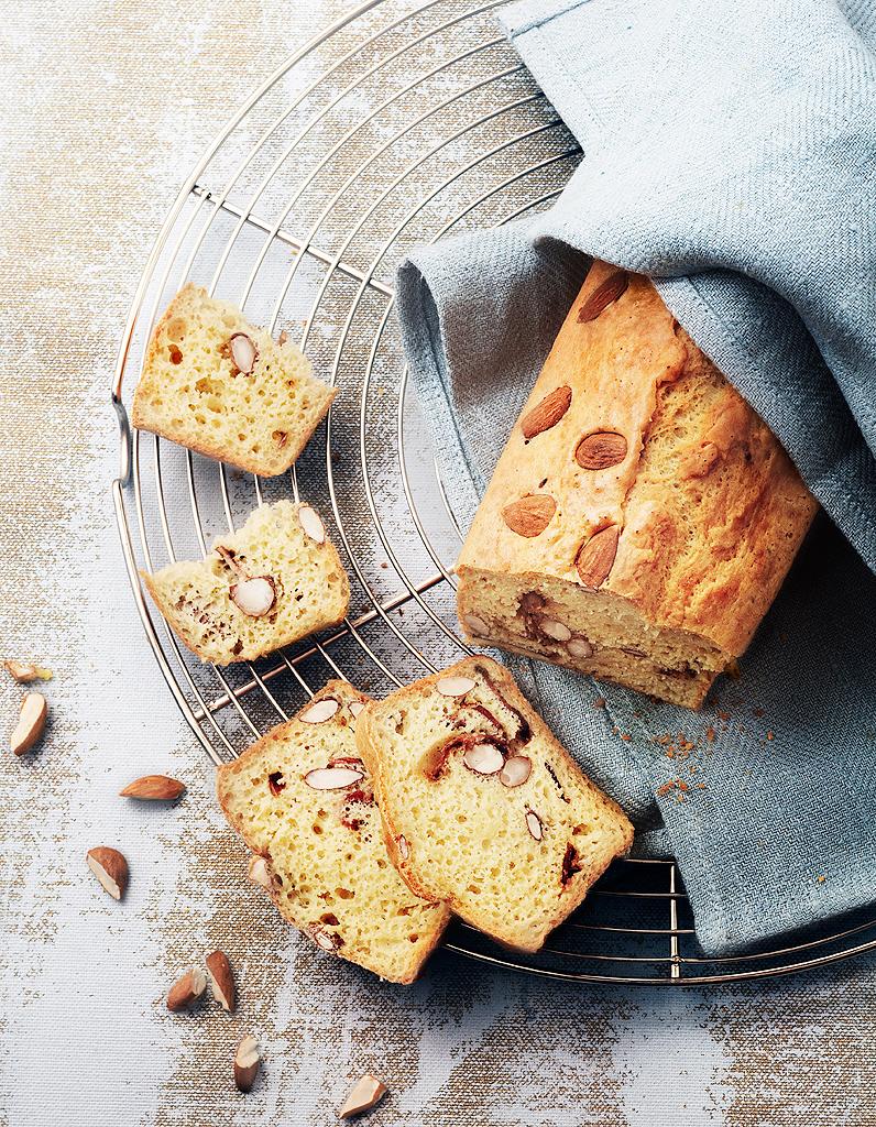 Cake Au Lard Et Noix