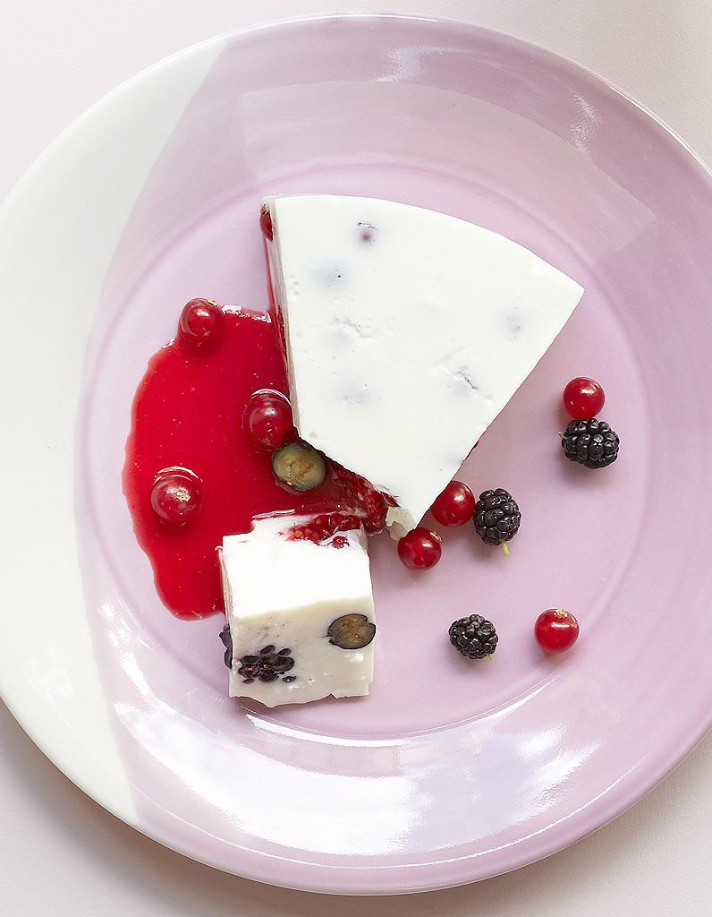 Cheesecake glacé aux fruits pour 4 personnes - Recettes ...