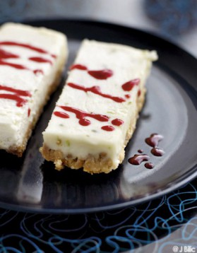 Cheesecake sans cuisson