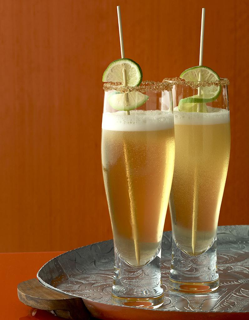Cocktail A La Biere Et Au Citron Vert Pour 1 Personne Recettes