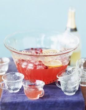 Cocktail marquisette au vin mousseux ros pour 6 personnes for Cocktail 50 personnes
