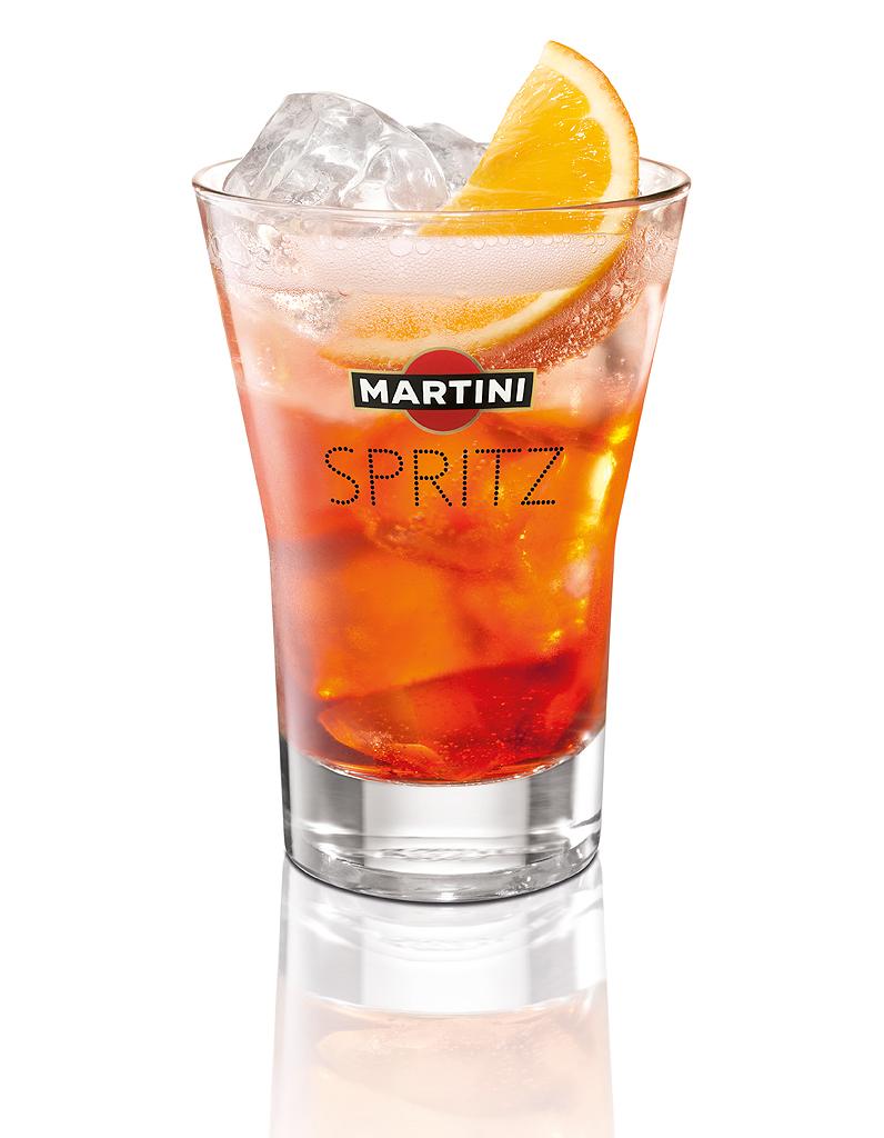 cocktail martini spritz pour 1 personne recettes elle 224