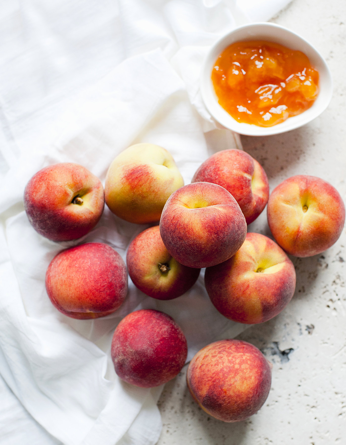 confiture nectarine thermomix