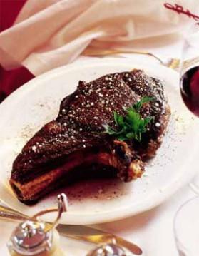 Côte de bœuf façon Depardieu