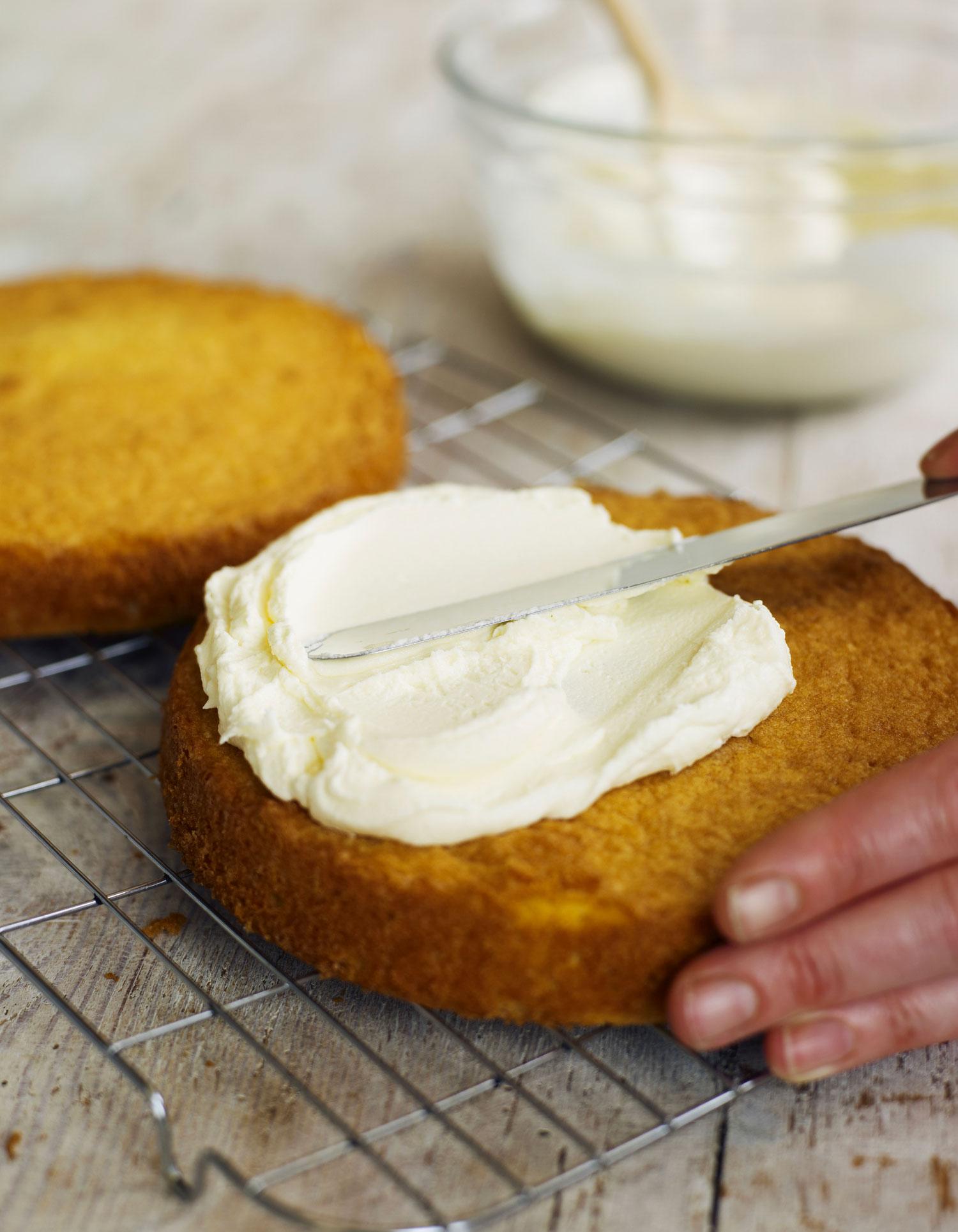 creme aux beurre