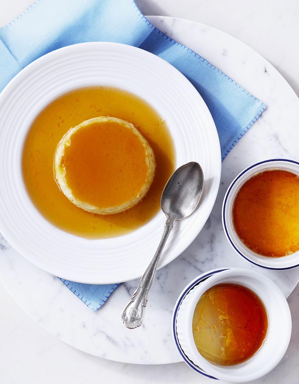 Crème Caramel Thermomix Pour 4 Personnes Recettes Elle à Table