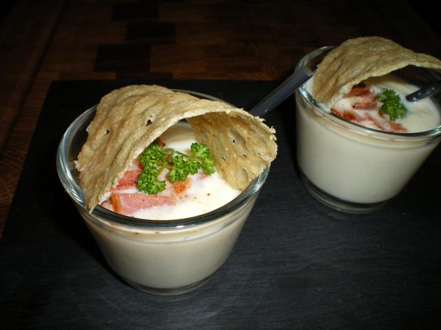 Crème de chou-fleur pour 6 personnes - Recettes Elle à Table