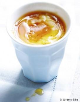 Crèmes à la vanille