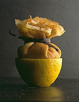 Cr pes fourr es la cr me l g re au citron pour 4 personnes recettes elle table - Cuisine legere au quotidien ...