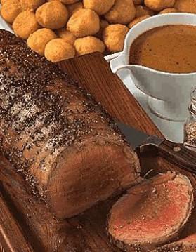 Filet de boeuf au poivre