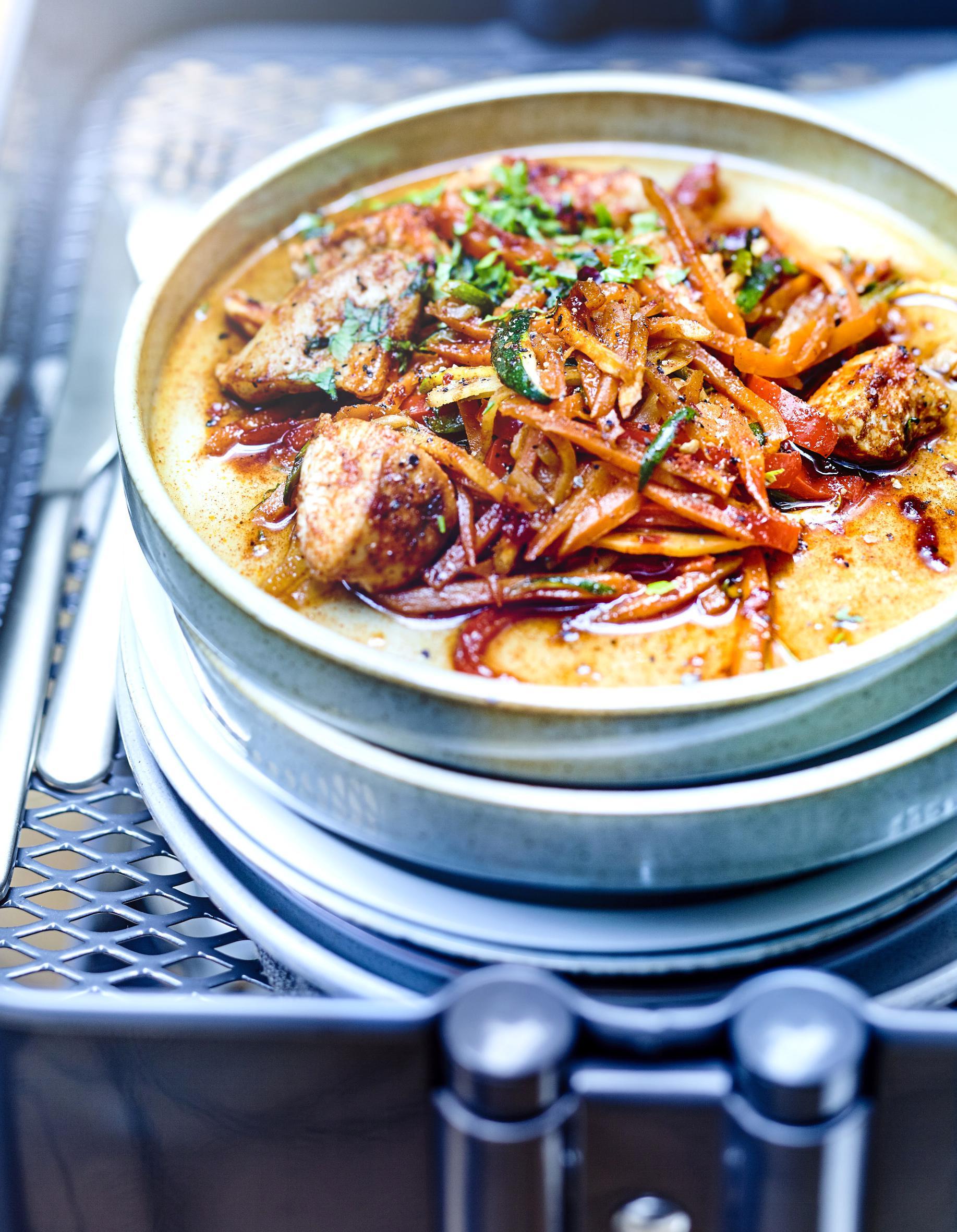 Filet Mignon Multi Legumes Pour 6 Personnes Recettes Elle A Table