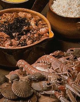Fricassée de fruits de mer